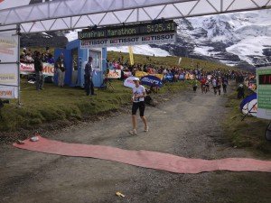 AnneMarie finishing